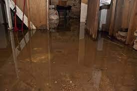water in basement after rain