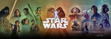 Fourth complete saga banner : StarWars