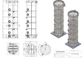 Carbon Column Design Carbon Column Tulga Mining Supplies