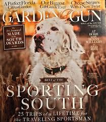 garden and gun magazine. Garden \u0026 Gun Magazine 2016 Made In The South Awards And Y