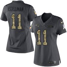 2016 Jersey New Nfl Women's Patriots Julian 11 Limited Edelman Service To England Nike Salute Black Official dfeefdebdcfe|NFL: Johnson Signs With Green Bay Packers
