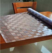 Dining Room Table Protective Pads Custom Decorating Design