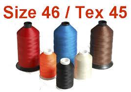 Nylon Thread Size 46 Tex 45 Govt B