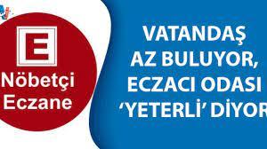 Adana'da nöbetçi eczane sayısı yeterli mi?   TV