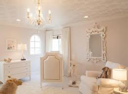 french nursery furniture. beautiful nursery catty corner crib with wallpapered ceiling to french nursery furniture
