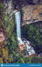Blue Mountains Katoomba Falls ...