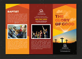 Church Welcome Brochure Samples 16 Popular Church Brochure Templates Ai Psd Docs Pages Free