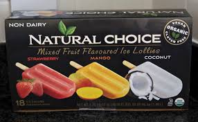 this week at costco addicted to costco natural choice organic fruit ice lollies