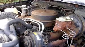 De-smogging the 1985 Chevy K20 - YouTube
