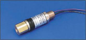 Контрольное давление в системе газового пожаротушения с ГОТВ М  Контрольное реле давления novec 1230