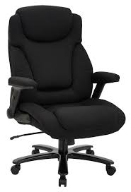 cloth desk chair pro line ii big and tall deluxe high back fabric executive office chair
