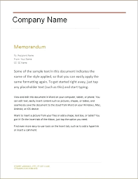 Company Memo Form Template Voipersracing Co