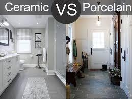 34 tiles porcelain vs ceramic ceramic vs porcelain floor tile the