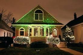 lighting for house. Outdoor Flood Lights House Laser As Seen On Projected With A Simple Light Lighting For