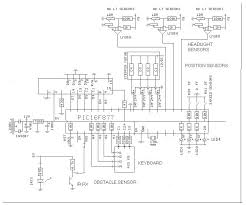 microcontroller based multi story car parking system final year block diagram of microcontroller based multi story car parking system project