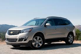 2013 Chevrolet Traverse [w/video] - Autoblog