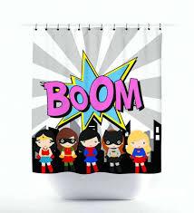 curtain hooks smlf full size of about on super hero best superhero bathroom decor ideas marvel comic book shower