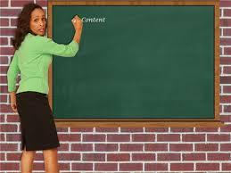Chalkboard Powerpoint Background Powerpoint Elearning Template Chalkboard Green Elearningart
