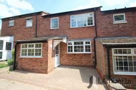 3 Bedroom Terraced House For Sale   Northleach Close, Churchill North,  Redditch