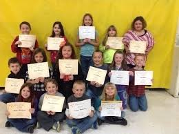 Green City R-1 Schools - First Quarter Awards Assembly