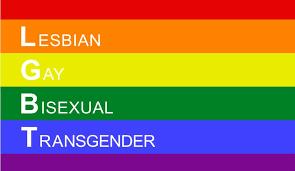 Lesbian gay bisexual transgender pride month