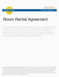 Free Printable Rental Agreement Simple Printable Room Rental Agreement Form Nice Free Rental Lease