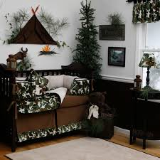 gorgeous kid bedroom decoration using camo kid bedding set beautiful boy baby nursery room decoration
