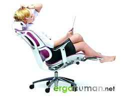 white frame office chair. Pink Mesh Office Chair Ergonomic Chairs With White Frame And A Leg Rest Desk E