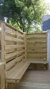 interior 10 best outdoor privacy screen ideas for your backyard incredible deck wall prestigious 0