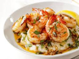 healthy shrimp dinner recipes. Simple Shrimp LemonGarlic Shrimp And Grits Recipe  Food Network Kitchen In Healthy Dinner Recipes P
