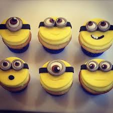 Minion Cupcake Toppers Youtube
