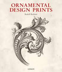Ornamental Designs Photo Book Ornamental Design Prints