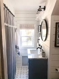 Wayfair Bathroom Light Fixtures Kids Bathroom Reface With Wayfair The Seasoned Home