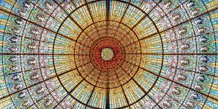 the history of stained glass windows