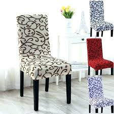 short dining chairs dining chair slipcovers short unique bargains 2 elastic short decorative dining chair cover