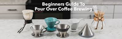 Shop our recommended coffee and equipment. A Beginners Guide To Pour Over Coffee Brewing Prima Coffee Equipment