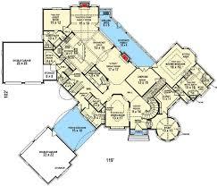 Mountain Home Designs Floor Plans  AhscgscomLuxury Mountain Home Floor Plans