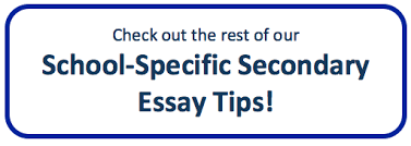 ucsf medical school secondary essay tips check out the rest of our school specific secondary essay tips