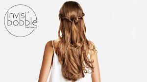 <b>nano</b> twist - easy <b>invisibobble</b> hair tutorial by Denise Bredtmann ...