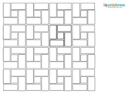 Rectangle Tile Patterns Cool 48 Popular Ceramic Tile Laying Patterns