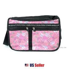 details about sanrio o kitty cross messenger bag ribbon kitty