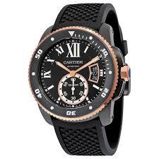 17 best ideas about unique mens watches men s cartier calibre de diver automatic men s watch