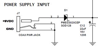 dc power supply jack connector pinout electrical engineering enter image description here