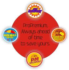 The Professional Couriers Pro Premium Services