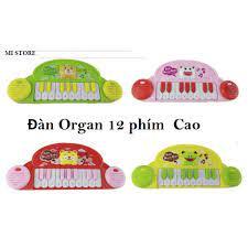 Đàn Đồ Chơi Organ 10 Phím Cho Bé, Trẻ em