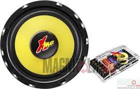 Компонентная <b>акустическая система Helix Xmax</b> 62