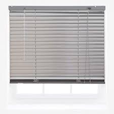 Office window blinds Blue Furnished Silver Aluminium Venetian Window Blinds Home Office Blind 105cm 150cm Dongguan Msj Blinds Co Ltd Office Window Blinds Amazoncouk