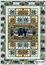 Best 25+ Bear paw quilt ideas on Pinterest | Missouri star quilt ... & Bear Counry Free Quilt Pattern by Quilting Treasures Adamdwight.com