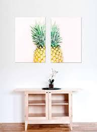 pineapple print pineapple prints pineapple wall art