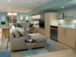 Basement Apartment Design Ideas Interesting Family Room Wall Color Ideas Interior Decorating For Living Small